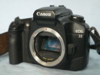 '  33  ' Canon EOS 33 Professional Metal Bodied  SLR Camera    £59.99